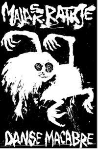 Maja S.K. Ratkje - Danse Macabre (KULT 004)